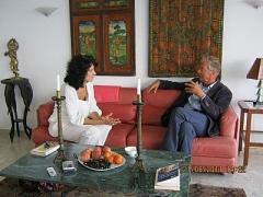 accento di socrate,psicologia,maria giovanna farina,intervista,petr schellenbaum